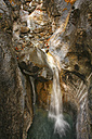 Spain, Ordesa National Park, waterfall - DSGF000459