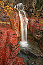Spain, Ordesa National Park, waterfall - DSGF000460