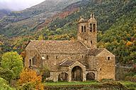 Spain, Province of Huesca, Linas de Broto, church - DSGF000498