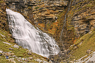 Spain, Ordesa National Park, waterfall of Arazas River - DSGF000467