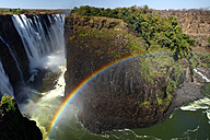 Southern Africa, Victoria Falls between Zambia and Zimbabwe - DSGF000684