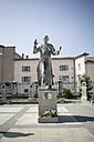France, Department Rhone, Lyon, Statue of Pope Paul II - SBD001285