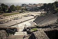 France, Department Rhone, Lyon, Roman Theatre of Fourviere - SBDF001286