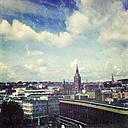 View on Wuppertal Elberfeld, Germany - DWI000258