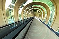 Futuristic passageway, 3D Rendering - SPCF000031