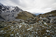 Italy, South Tyrol, View to Ortler Alps - MYF000625