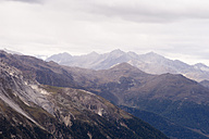 Italy, South Tyrol, View to Ortler Alps - MYF000630