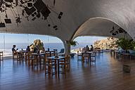 Spain, Canary Islands, Lanzarote, viewpoint Mirador del Rio - AM002990