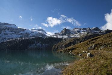 Austria, Salzburg State, Pinzgau, Weisssee mountain lake - MKFF000128