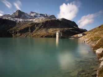 Austria, Salzburg State, Pinzgau, Weisssee mountain lake - MKFF000132