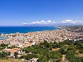Italy, Sicily, townscape of Castellammare del Golfo - AMF002985