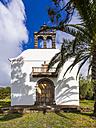 Spain, Canary Islands, La Palma, Fagundo, Iglesia de San Mauro Abad near El Pueblo - AMF002978