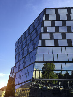 New building university library, Freiburg, Germany - DR001128
