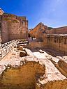 Morocco, Marrakesh, historical ruins of the El Badi Palace - AM003014