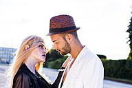 Young couple in love - DAWF000247