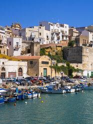 Italy, Sicily, Province of Trapani, Fishing village Castellammare del Golfo, - AMF003037