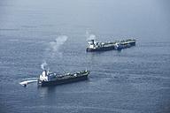 Gibraltar, Bay of Gibraltar, Ships - KB000201