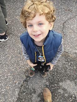 Smiling boy - AF000142