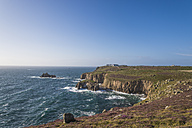 United Kingdom, England, Cornwall, Land's End, - FRF000058