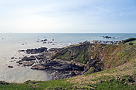 United Kingdom, England, Cornwall, View to Lizard Point - FRF000073