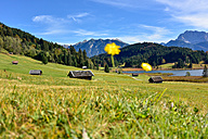 Germany, Bavaria, Allgaeu, landscape at Geroldsee - FDF000081
