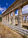 Italy, Sicily, Calatafimi, Doric temple of Segesta - AMF003130