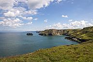 United Kingdom, England, Cornwall, Tintagel, North Coast - FRF000085