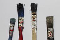 Happy brush family - CMF000187