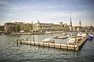 Switzerland, Zurich, old town - PUF000230