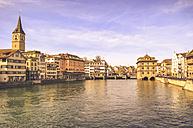 Switzerland, Zurich, old town - PUF000233