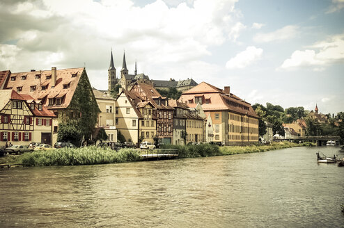 Germany, Bavaria, Bamberg, Little Venice - PUF000245