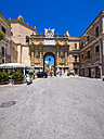 Italy, Sicily, Province of Trapani, Marsala, Old town, Town gate - AMF003187