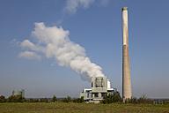 Germany, North Rhine-Westphalia, Bergkamen, Bergkamen Power Station - WIF001158