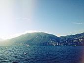Italy, Brenzone sul Garda, Lake Garda - LVF002224