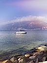 Italy, Brenzone sul Garda, Lake Garda - LVF002231