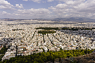 Greece, Athens, cityscape - THAF000903