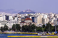 Greece, Athens, waterfront - THAF000914