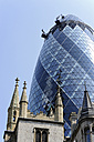 UK, London, Swiss Re Tower - MIZF000646