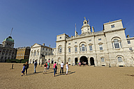 UK, London, Horse Guards Parade and Horse Guards building - MIZ000667