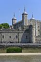 UK, London, Tower of London at River Thames - MIZF000695