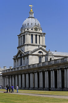 UK, London, Greenwich, University of Greenwich - MIZF000686