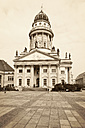 Germany, Berlin, Gendarmenmarkt and the French Dome - MEMF000503