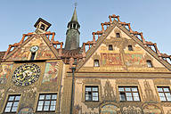 Germany, Baden-Wuerttemberg, Ulm, town hall - SHF001611