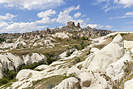 Turkey, Goereme National Park, Uchisar and Guevercinlik Vadisi - SIEF006277