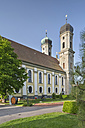 Germany, Baden-Wuerttemberg, Friedrichshafen, castle church - SHF001754