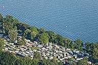 Germany, Baden-Wuerttemberg, Lake Constance, Kressbronn, camping ground at lakeshore - SHF001673