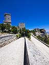 Italy, Sicily, Province of Trapani, Erice, Castello di Venere - AM003288