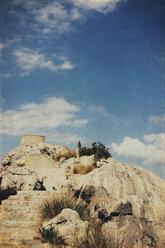 Spain, Majorca, Cap Formentor, viewpoint - DWIF000315