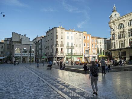 France, Haute-Garonne, Toulouse, public place - HLF000787