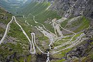 Norway, More og Romsdal, Rauma, Trollstigen road - JBF000219